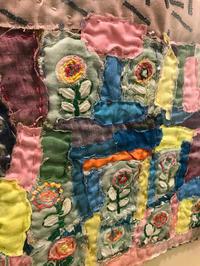 ミナペルホネン・sing a sewing - piecing・針仕事と庭仕事の日々