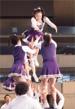 広尾学園高等学校 THUNDERS(2)(第28回 全日本高等学校チアリーディング選手権大会) - Documentary