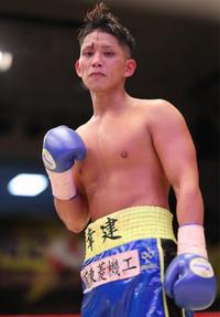 阪田壮亮勝ちました! - 本多ボクシングジムのSEXYジャーマネ日記