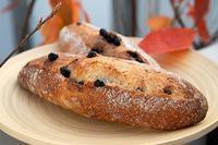 ブルーベリー入りフランスパン - Keiko's life style