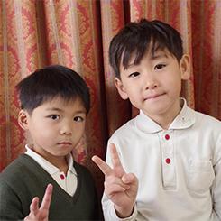 12月のお誕生会。ー平成30年度ー - 陽だまりの小窓 - 菊の花幼稚園保育のようす