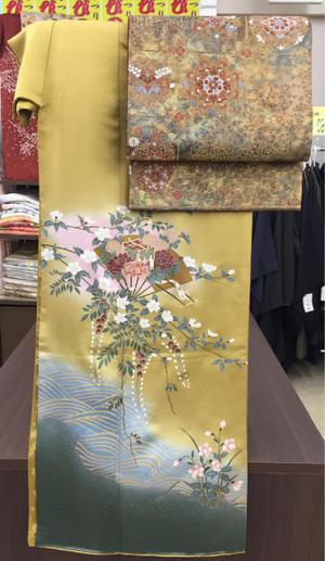 KIMONO OLD&NEW たんす屋津田沼店の毎日が宝市