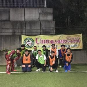 UNO 12/13(木) at UNOフットボールファーム - Uno 日記