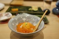 創立記念日会食は「銀座で寿司」 - 晴れた朝には 改