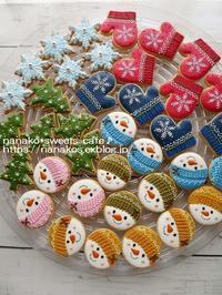 クリスマスまであと10日♪ - nanako*sweets-cafe♪