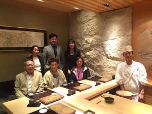 <116> ネリー・グロジャン博士と比叡山へ - Aromatic Column - バーグ文子のブログ