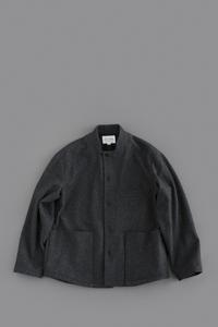 STILL BY HANDMelton Work Jacket - un.regard.moderne