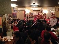 12月の営業&年末年始のお知らせ(日記はこの下から始まります) - 吹奏楽酒場「宝島。」の日々