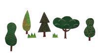 ほどよい森切り絵コラージュ - 手製本クリエイター&切り絵コラージュ作家yukai の暮らしを愉しむヒント