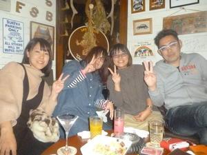 ★チーム眼鏡市場さん★ - 東心斎橋の隠れ家 Five Stars Bar