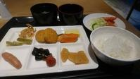 亀梨和也さんも食べたかな?函館国際ホテルの朝食 - NPO法人セラピア函館代表ブログ アンシャンテルール就労継続支援B型事業所中止 セラピアファ-ムは農福連携へ