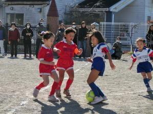 サッカー大会決勝&表彰式 -