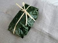 パンドゥジュール黒豆と栗のシュトレン - パンもぐ手帖