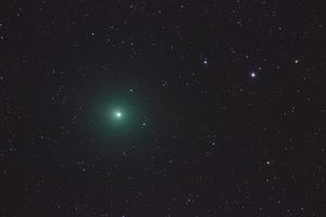 46P/ウィルタネン彗星、M45プレアデス星団、M31アンドロメダ大星雲 - THE FL LENS WAKU WAKU Mark II