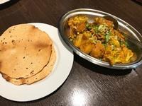 クィーンとインド料理 - ソーニャの食べればご機嫌