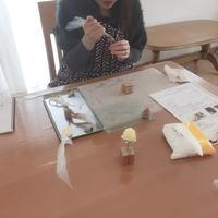 レッスンレポートフラワーケーキクラス「バタークリームクリスマスケーキ」 - Sweets Studio Floretta* Flower Cake & Sweets Class@SHIGA