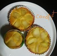 林檎のミニタルト - cocott+