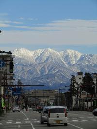 主要地方道・富山立山公園線 - タビノイロドリ
