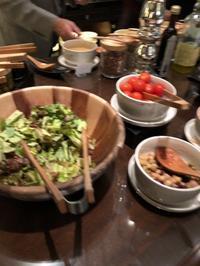 リッツカールトン大阪クラブルーム泊④カクテルタイム - 小さなバラの庭と手作りせっけんのなちゅらるらいふ