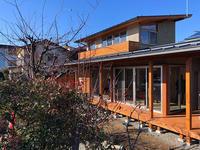 松本市街地の2軒の住宅の見学会 - 安曇野建築日誌