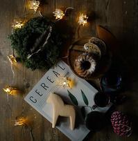 12月のおやつはクグロフ&シュトーレン♪ - きれいの瞬間~写真で伝えるstory~