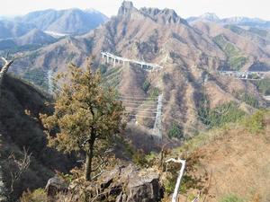 安中市 妙義山塊の最高峰 谷急山北稜と柱状節理     Mount Yakyu in Annaka, Gunma - やっぱり自然が好き