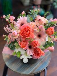 12月後半【送別のお花が増えてきています】 - ルーシュの花仕事