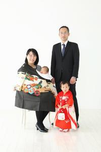 代々の祝着 - photo studio コトノハ