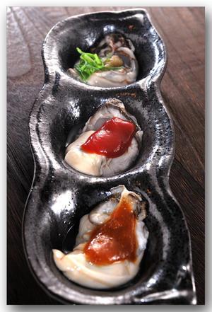 メシ通『魚介を使った簡単レシピ』 ☆ 生牡蠣を美味しく食べるぞ! - 魚屋三代目日記