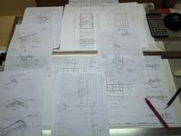 A邸構造検討中 - 早田建築設計事務所 Blog