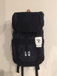 MT RAINIER DESIGN / BLUEBLUE DENIM COMBI CLIMBING PACK - Safari ブログ