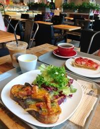 792、  a la campagne × BONS ROAST COFFEE - おっさんmama@福岡 の外食日記