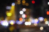 街も凍る夜 - Blue Planet Cafe  青い地球を散歩する