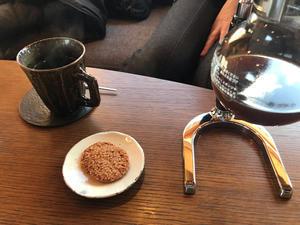 野座カフェ。 - 私のはんなり日記