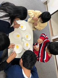 冬休み一番乗りのクラスでは、お勉強を早めに切り上げ、フラッシュカードをしたあと… - 枚方市・八幡市 子どもの教室・すべての子どもたちの可能性を親子で感じる能力開発教室Wake(ウェイク)