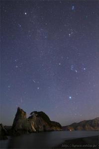 ふたご座流星群 と ウィルタネン彗星 - 遥かなる月光の旅
