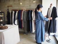 linenu works 作品展 vol.02-気持ちに添う服-ありがとうございました♡ - UTOKU Backyard