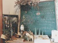 館山市の素敵な雑貨屋さんの企画展12/12-24「Portulaca 冬のちいさなおくりもの展」へ - a piece of dream* 植物とDIYと。