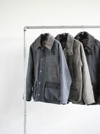 Remake Hariss Tweed Country Jacket - 『Bumpkins putting on airs』