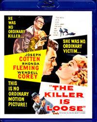 「殺し屋は放たれた」The Killer Is Loose  (1956) - なかざわひでゆき の毎日が映画三昧