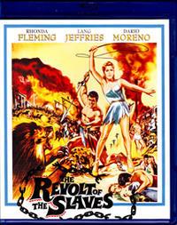 「ローマの奴隷市場」The Revolt of the Slaves  (1960) - なかざわひでゆき の毎日が映画三昧