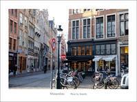 ブルージュの街 スナップ#10 - Minnenfoto
