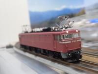 KATO EF80整備 - 新湘南電鐵 横濱工廠3