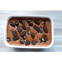 オレオチョコレートムース - cuisine18 晴れのち晴れ