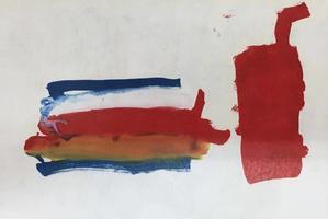 5歳児が描く「お昼ご飯」 - 子どものアート彩美館 Art of children