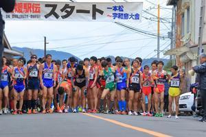 愛媛駅伝 「一本松・宇和島」レポ - ハチミツの海を渡る風の音