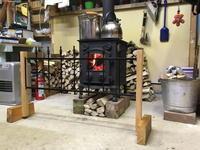 薪ストーブにまつわるアレコレ - 週末陶芸家 フジサキウサジ