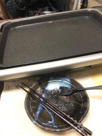 もんじゃ焼き - 庶民のショボい食卓