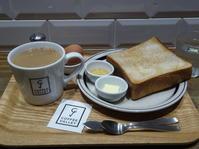 COFFEE VALLEYさんでパーラーのトースト - *のんびりLife*