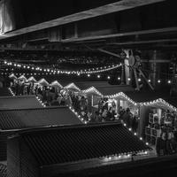 Christmas Market, Southbank London SE1 - No Man's Land